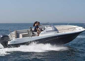 Chartern Sie motorboot in Marina Botafoch - CAP CAMARAT 7.5