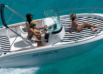 Rent a motorboat in Marina Botafoch - Sessa Key Largo 20
