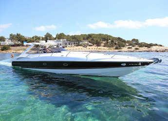 Rent a yacht in Marina Botafoch - SUNSEEKER SUPERHAWK 48