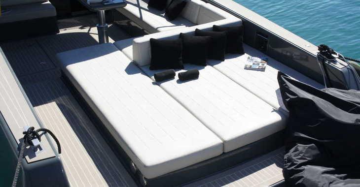 Alquilar yate Van Dutch 40 en Marina Ibiza, Ibiza (ciudad)