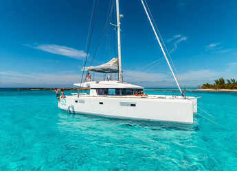 Rent a catamaran in Port Purcell, Joma Marina - Lagoon 52