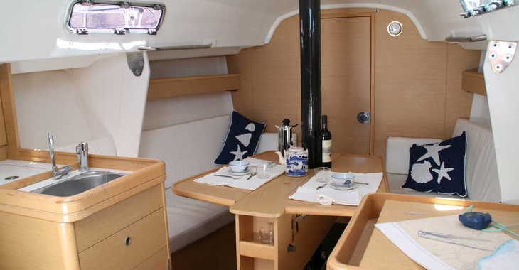 Rent a sailboat in Marina Palamos - Beneteau First 34.7