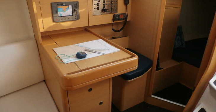 Rent a sailboat Beneteau First 34.7 in Marina Palamos, Palamos