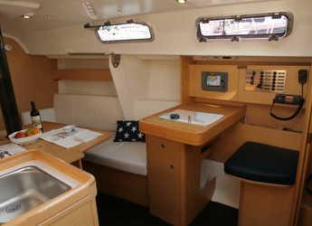 Alquilar velero Beneteau First 34.7 en Marina Palamos, Palamos