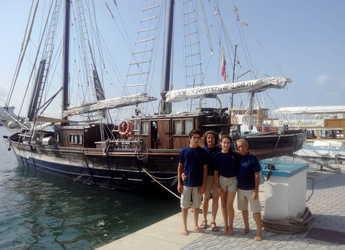 Rent a sailboat Velero Clásico in Marina Port de Mallorca, Palma de mallorca
