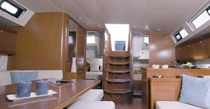 Alquilar velero Beneteau Oceanis 45 en Marina el Portet de Denia, Denia