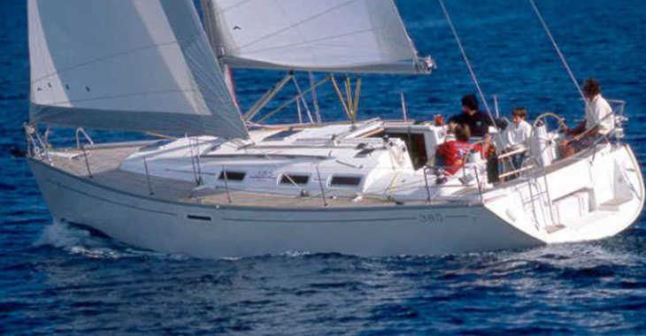 Rent a sailboat in Marina el Portet de Denia - Dufour 38.5
