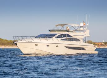 Rent a yacht in Club Náutico Ibiza - Riva Dolce Vita 70