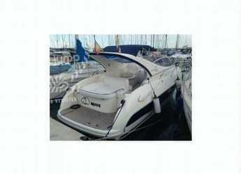 Rent a motorboat Gobbi Atlantis 315 SC in Port Ginesta, Barcelona