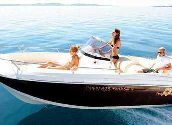 Rent a motorboat in Port d'andratx - Pacific Craft 625
