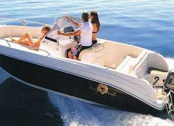 Rent a motorboat in Port d'andratx - Pacific