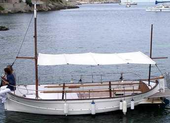Chartern Sie motorboot in Port d'andratx - 32 pams