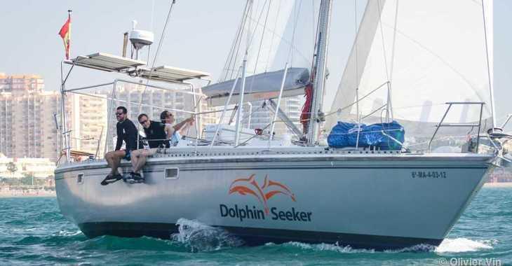 Alquilar velero Dolphin Seeker en Puerto de Málaga, Málaga