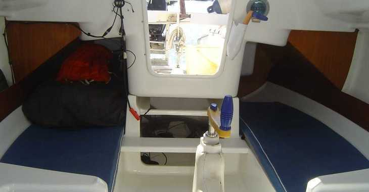 Alquilar velero Beneteau First 210 en Puerto de Málaga, Málaga