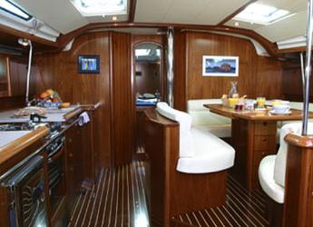 Rent a sailboat in Marina el Portet de Denia - Jeanneau S.O. 49