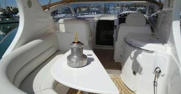 Alquilar yate Moa Platinum 32 en Marina el Portet de Denia, Denia