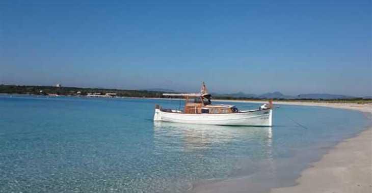 Alquilar goleta Artesanal en Marina Ibiza, Ibiza (ciudad)