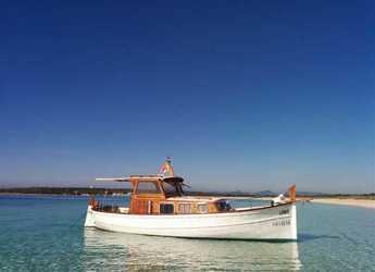 Rent a motorboat in Marina Ibiza - Artesanal