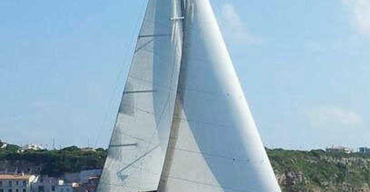 Alquilar velero Oceanis 393 en Port Mahon, Mahon