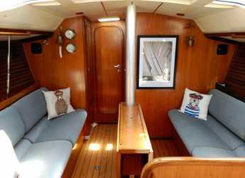Alquilar velero Beneteau Oceanis 390 en Gandia, Costa de Valencia