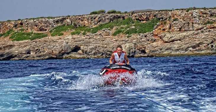 Chartern Sie motorboot in Marina Porto Cristo - Nummo 550