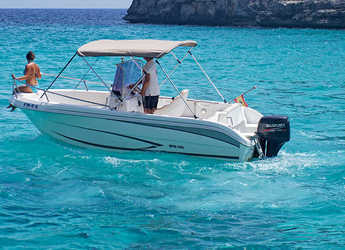 Rent a motorboat in Marina Porto Cristo - Nummo 550