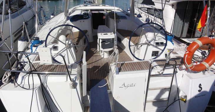 Rent a sailboat in Marina Ibiza - Beneteau Oceanis 50