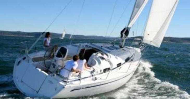 Alquilar velero Bavaria 35 en Vilanova i la Geltru, Barcelona