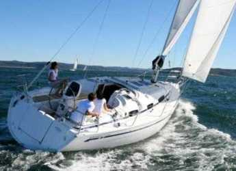 Rent a sailboat Bavaria 35 in Vilanova i la Geltru, Barcelona