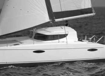 Rent a catamaran in Vilanova i la Geltru - Fountaine Pajot Mahé 36