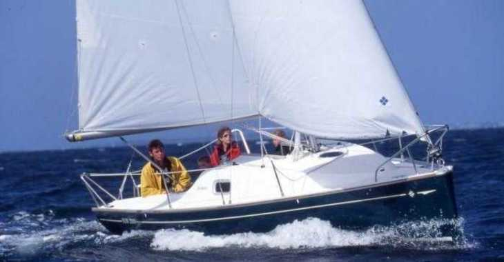 Alquilar velero Jeanneau Sun Odyssey 2500 en Vilanova i la Geltru, Barcelona