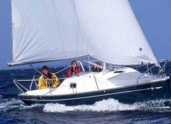 Rent a sailboat in Vilanova i la Geltru - Jeanneau Sun Odyssey 2500