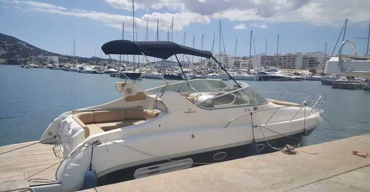 Rent a yacht in Marina Botafoch - Cranchi Giada 29