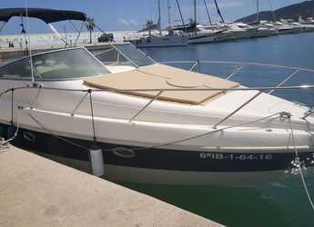 Chartern Sie yacht in Marina Botafoch - Cranchi Giada 29