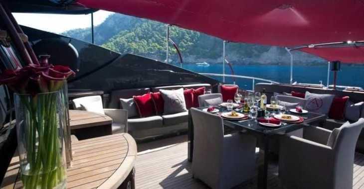 Alquilar yate en Marina Ibiza - Ascari yacht