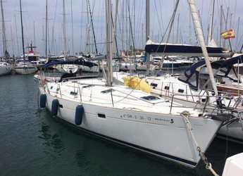 Rent a sailboat in Marina el Portet de Denia - Oceanis 411
