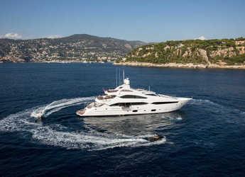 Rent a yacht in Marina Ibiza - Sunseeker