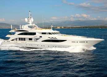 Chartern Sie yacht in Marina Ibiza - Benetti