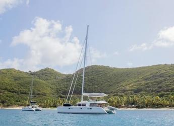 Alquilar catamarán Lagoon 560 S2 en Barbade, Caribe