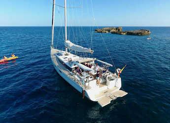 Chartern Sie segelboot in Port Mahon - Beneteau Sense 57