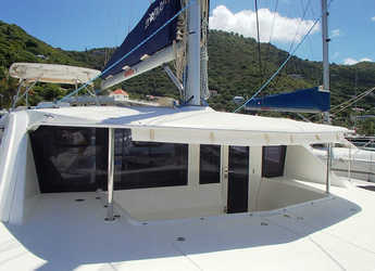 Rent a catamaran in Fort Burt Marina - Leopard 44