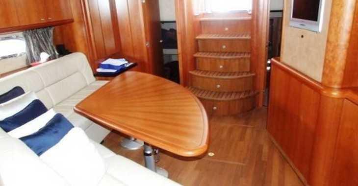 Alquilar yate Sunseeker Portofino 53 en Club de Mar, Palma de mallorca