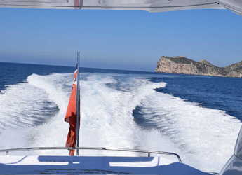 Rent a yacht in Port d'andratx - Sunseeker Camargue 50