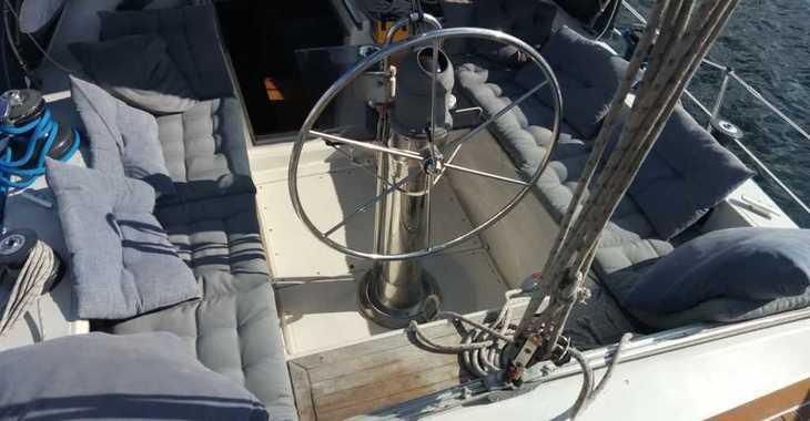 Rent a sailboat in Platja de ses salines - Puma 37