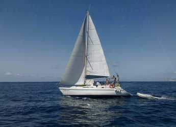 Rent a sailboat in Platja de ses salines - Puma 37