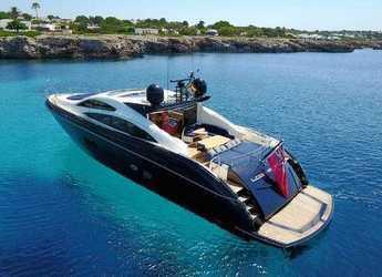 Rent a yacht in Puerto Portals - Sunseeker Predator 82