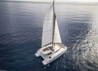 Rent a catamaran in Marina Formentera - Bali 4,0