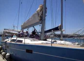 Alquilar velero Hanse 47E en Marina Deportiva Alicante, Alicante