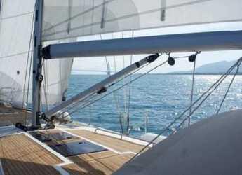 Rent a sailboat in Marina Deportiva Alicante - Hanse 47E