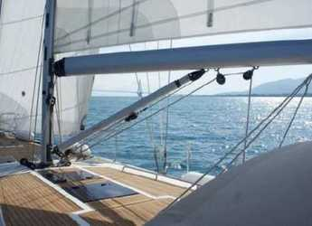 Chartern Sie segelboot in Marina Deportiva Alicante - Hanse 47E